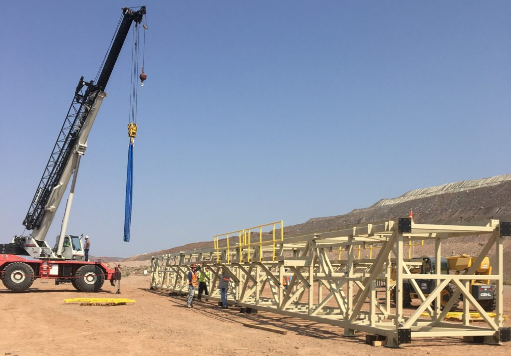 Super Portable Conveyor System